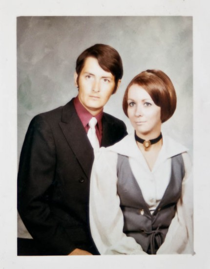 mom and dad 1970s
