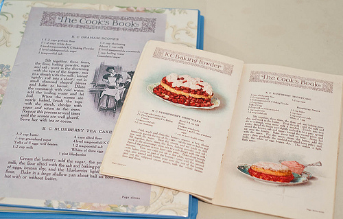 cookbook recipe binder