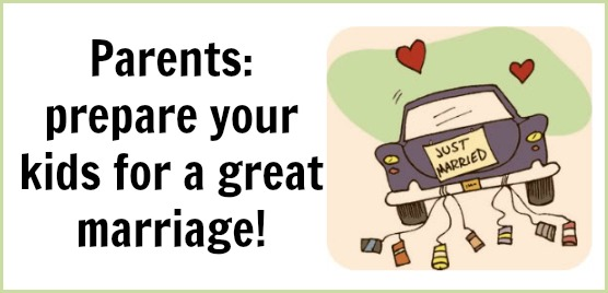 parenting kids for great marriages