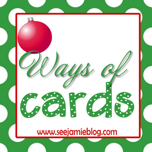 Ways of Christmas Cards