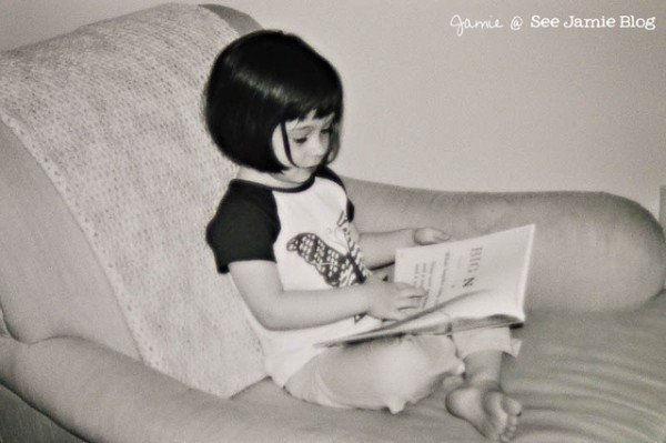 reading Dr Suess ABC