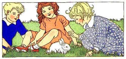children playing