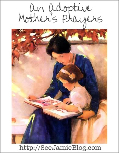Adoptive Mother's Prayers