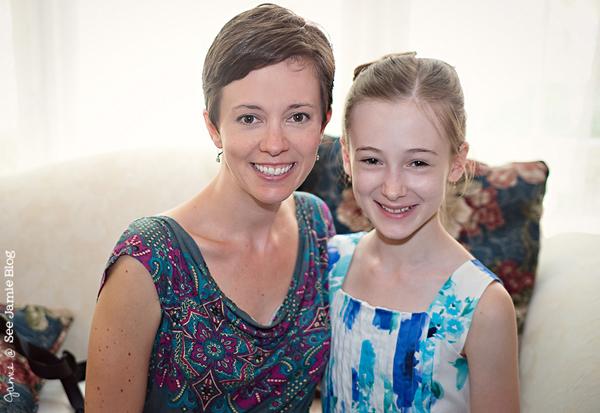 Jamie and Kathryn - June 2012
