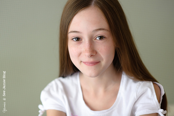Kathryn Age 11