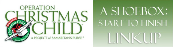 Operation Christmas Child Linkup Banner