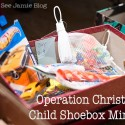 OCC shoebox ministry