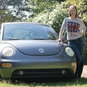 VW Beetle Teen Driver