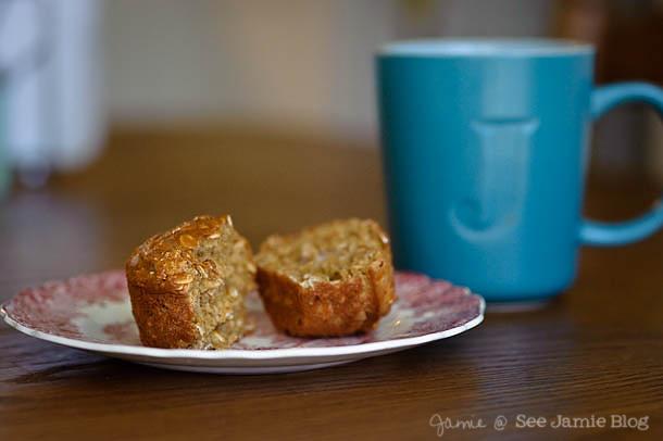 Apple Oat Muffin Recipe