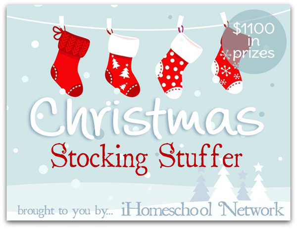 Christmas stocking stuffer giveaway