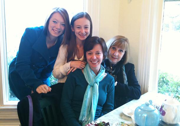 birthday tea 2012