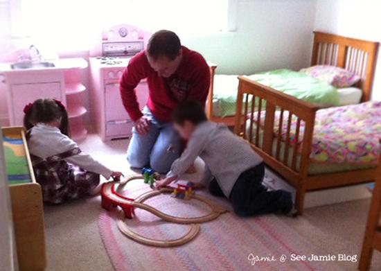 kids with Ken