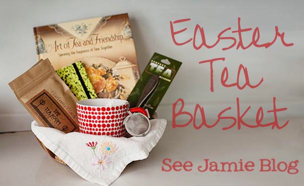 Easter Tea Basket