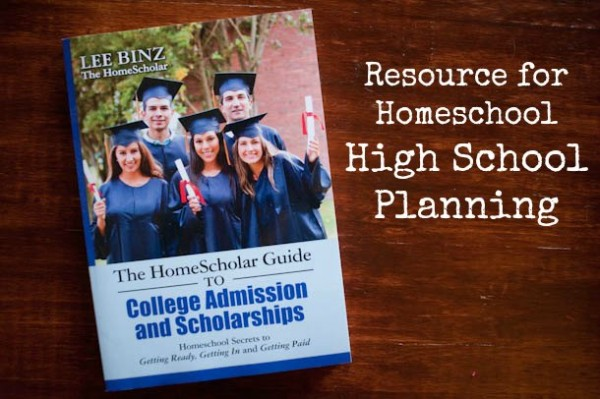 High School Planning (and a Giveaway!)
