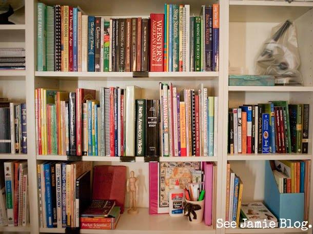 IKEA Schoolroom Bookshelves