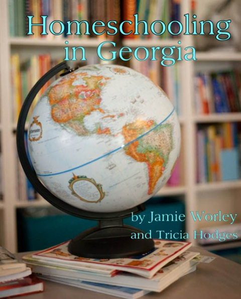 handbook for homeschoolers in Georgia via See Jamie Blog