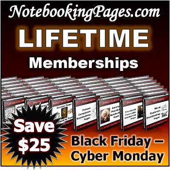 notebooking pages special