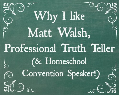 favorite homeschool speaker