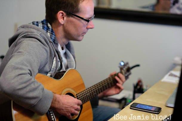 online college guitar class
