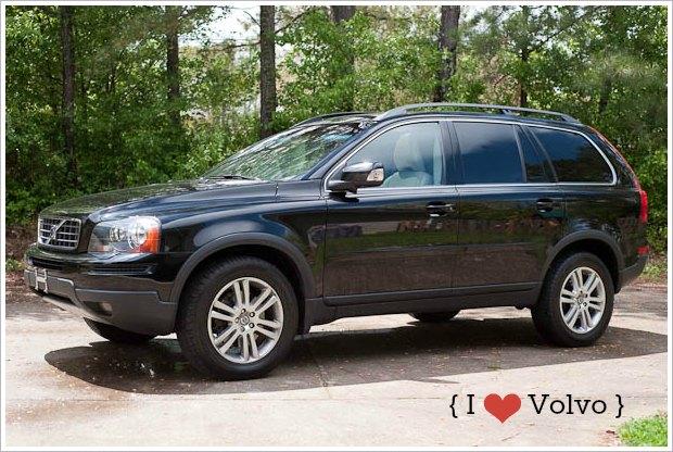 I heart Volvo