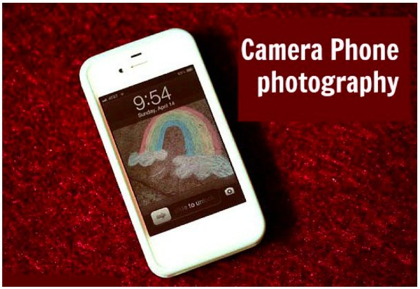 camera phone photography