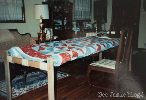 my first quilt