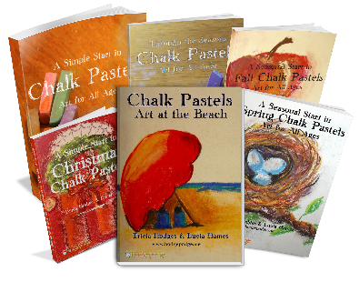A Simple Start in Chalk Pastels (affiliate link)