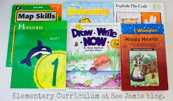 elementary curriculum