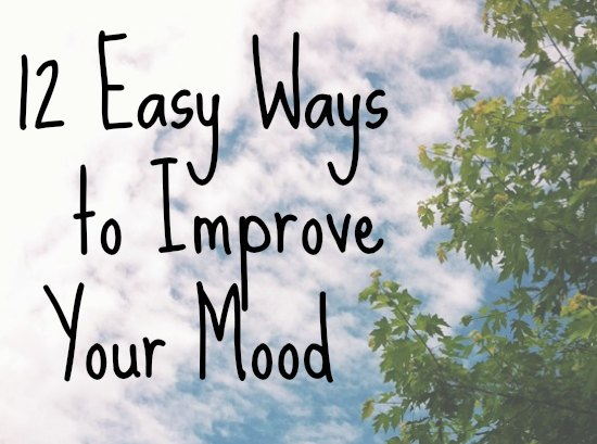 easy ways to improve your mood
