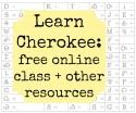 learn Cherokee
