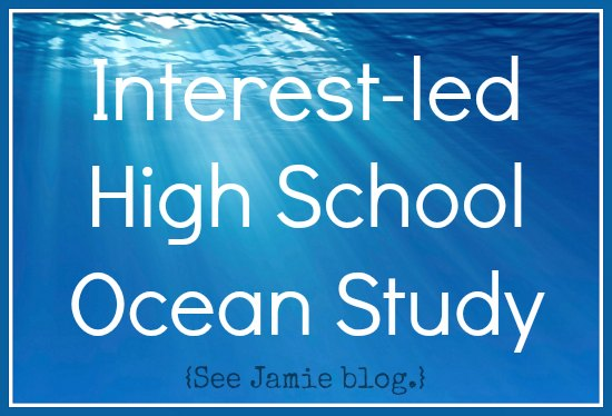 homeschool oceanography curriculum