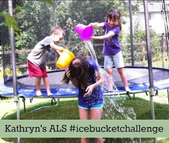 ALS #icebucketchallenge
