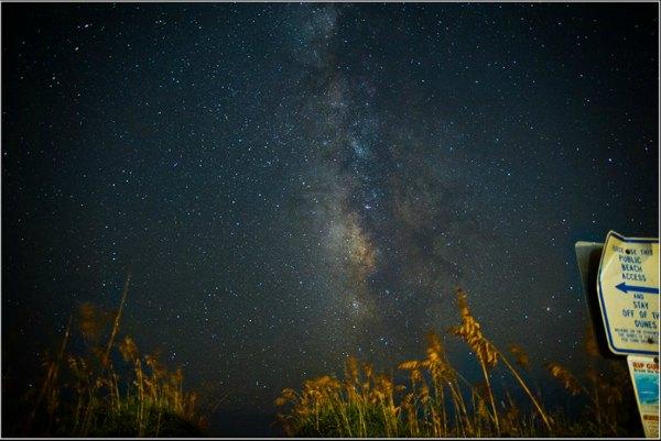 Milky Way by Ken Worley