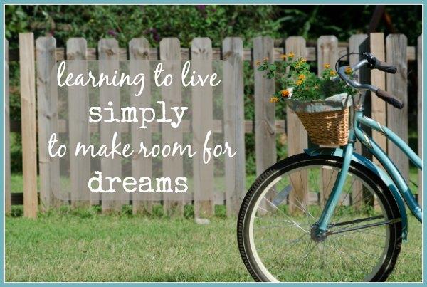 live simply at See Jamie blog