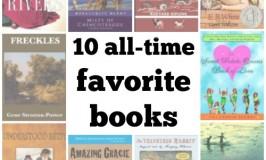 10 favorite books