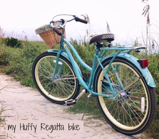 Huffy women's cruiser bike