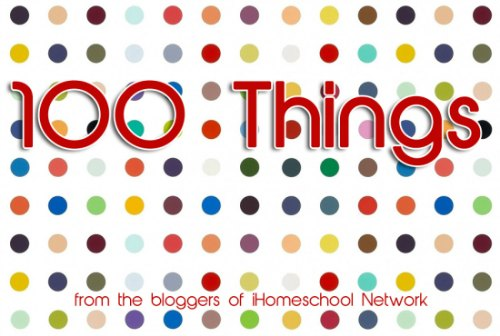 100 things at iHN