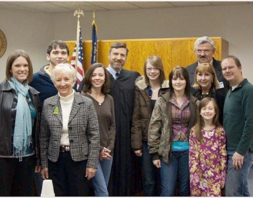adoption day 2009
