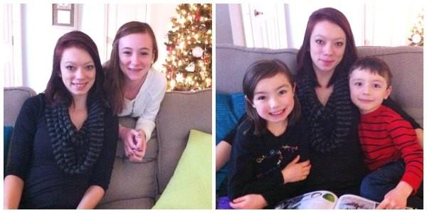 Christmas with Lindsey