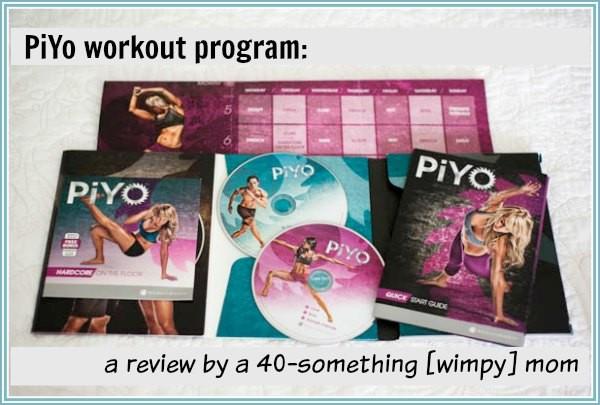 PiYo review