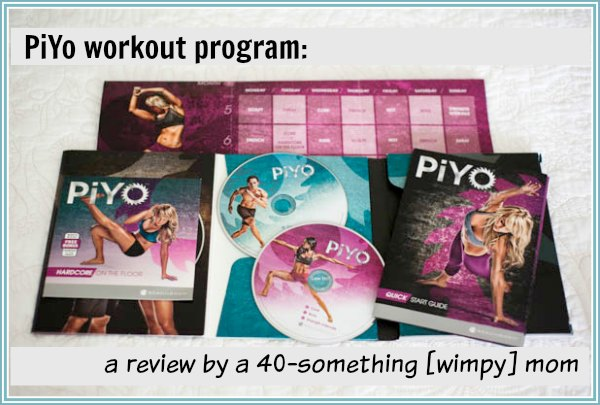 PiYo Workout: Review & Results