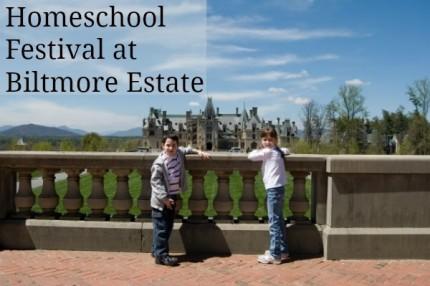 Homeschool Festival at Biltmore Estate