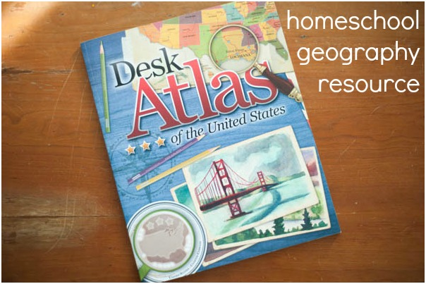US desk atlas from GeoMatters