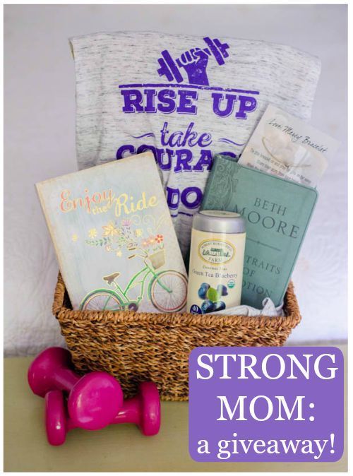 Strong Mom Gift Giveaway!