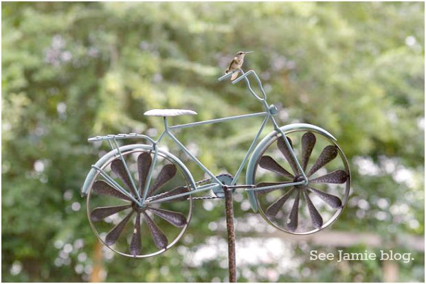 hummingbird bicycle