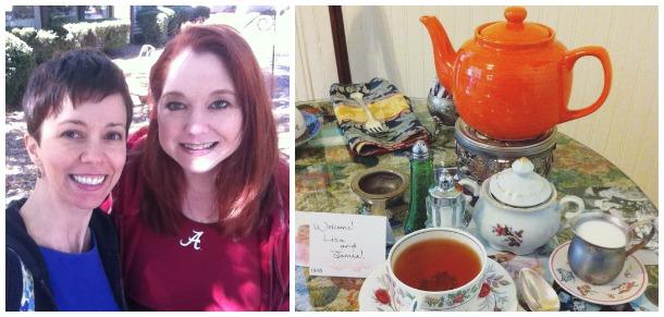 teatime with Lisa