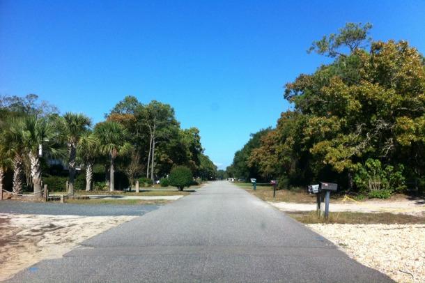sandy street