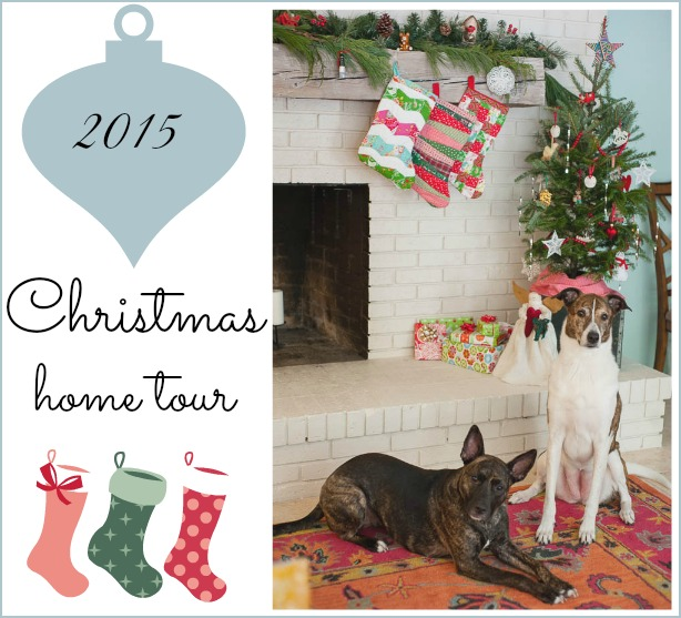 Christmas Tour from a clutter-phobe
