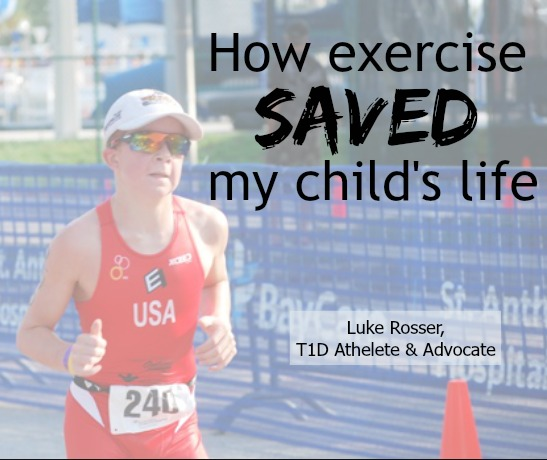 Fitness saved my son: Luke's story