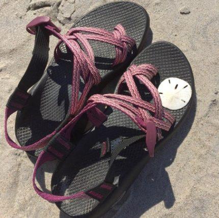 Goodbye, flip-flops
